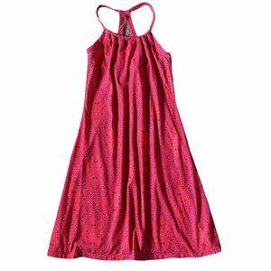 Prana Quinn Racerback Scoop Neck Dress Medium